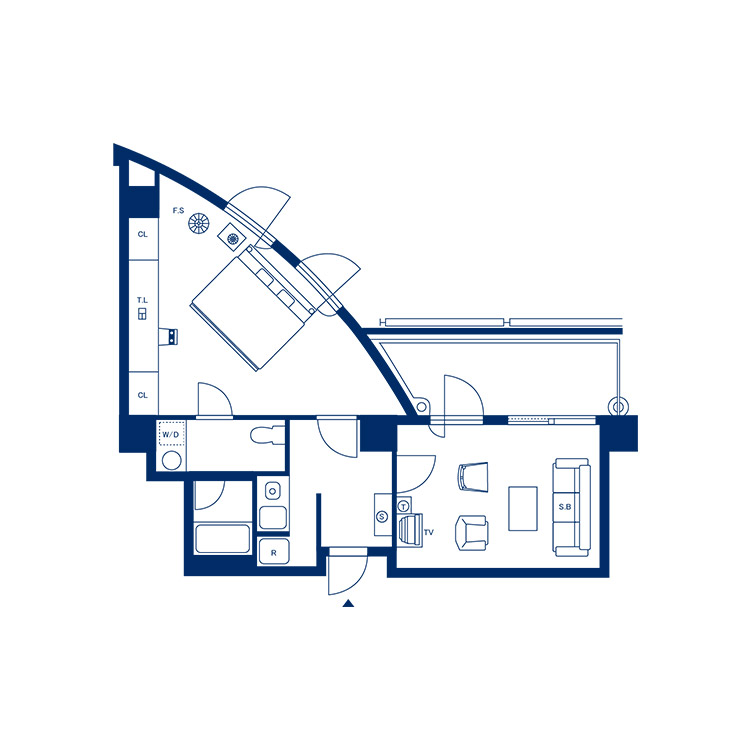 Floor Plan (Sample)
